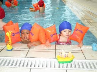 tutti in piscina!